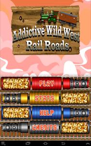 Addictive Wild West Rail Roads screenshot 8