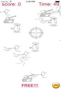 A Stickman Sniper 2 Doodle War screenshot 2