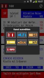 Swiss Teletext screenshot 2