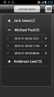 Call Recorder screenshot 01