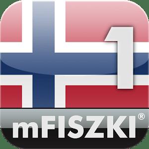 FISZKI Norweski Słownictwo 1