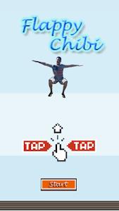 Flappy Chibi screenshot 0