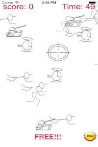 A Stickman Sniper 2 Doodle War screenshot 8