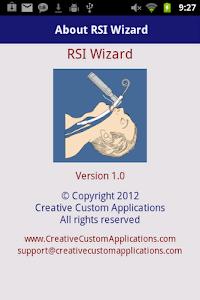 RSI Wizard screenshot 0