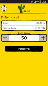 Kaktus screenshot 2