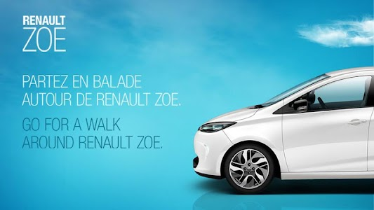 Renault ZOE für DE screenshot 3