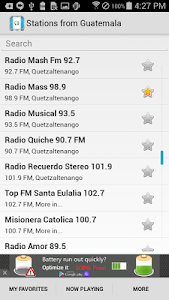 Radio Guatemala screenshot 0
