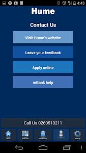 mBank screenshot 2