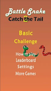 Battle Snake 2: Catch the Tail screenshot 0