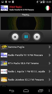 RADIO ITALY screenshot 2