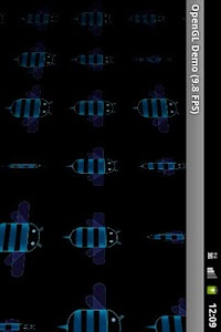 OpenGL ES 1.0 Demo screenshot 4