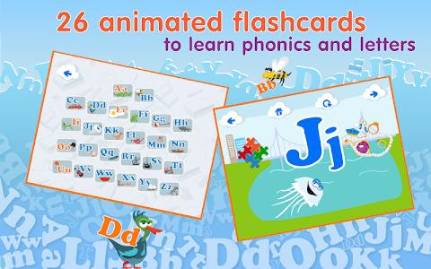 Montessori ABC Games 4 Kids HD screenshot 5