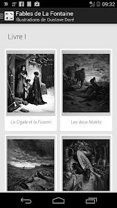 La Fontaine Audio - Sélection screenshot 3