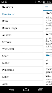 Der Bund screenshot 1
