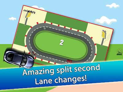 2 Cars 2 Lanes - Don't Crash! screenshot 12