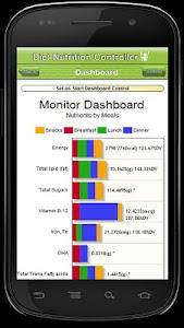 Diet Nutrition Controller screenshot 0