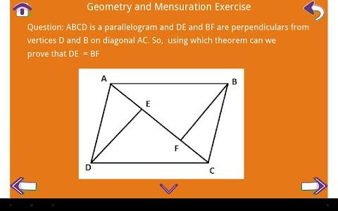 Grade 9 Math Learning Cards screenshot 11