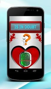 Dating Detector - Joke screenshot 7