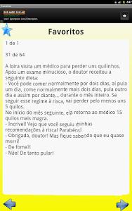 Piadas Brasileiras screenshot 8