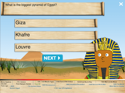 History Quiz for Kids screenshot 18