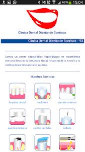 App Diseño de Sonrisas Clínica screenshot 0