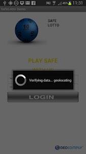 GeoComply Demo screenshot 1