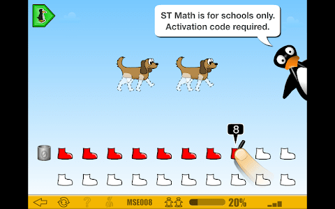 ST (JiJi) Math: School Version screenshot 0
