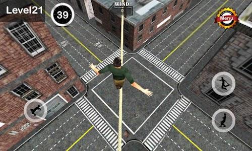 TightRope Walker 3D PLUS screenshot 2