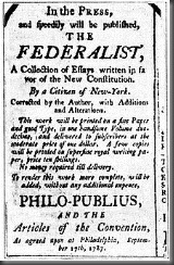 An_Advertisement_of_The_Federalist