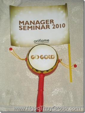 Oriflame Manager Seminar 2010 - 10