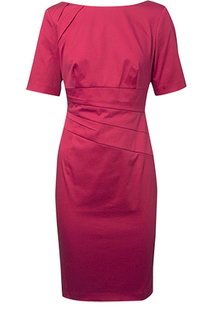 Pink Tailored Dress by Oasis