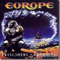 Prisoners in Paradise - Capa