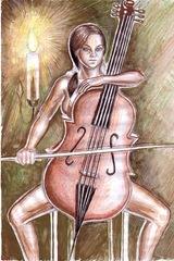 Fata cu violoncelul