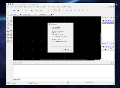 Librecad Open Source 2d Cad Software Sheron 39 S Blog
