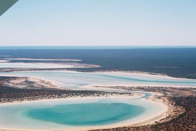 Big Lagoon, Francois Peron National Park, Western Australia.