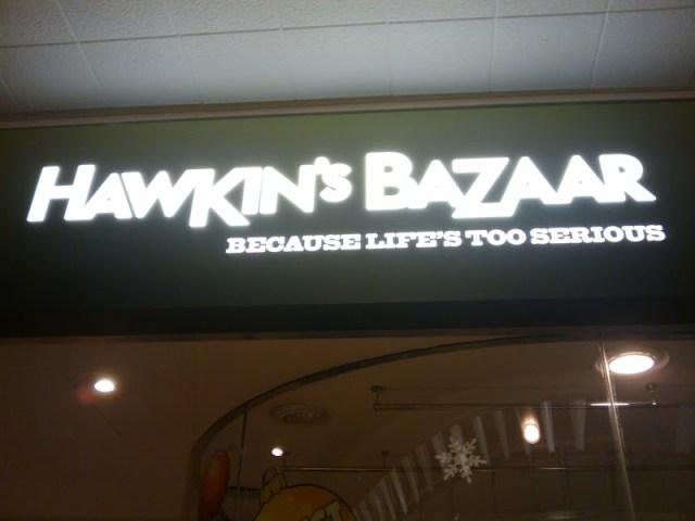Hawkin's Bazzar