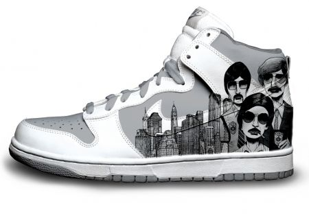 Gambar : Nike-shoes-design-BW
