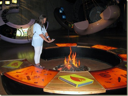 Joan Cradle of Humankind Museum South Africa