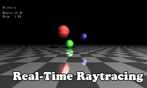 Real-Time GPU Raytracing screenshot 0