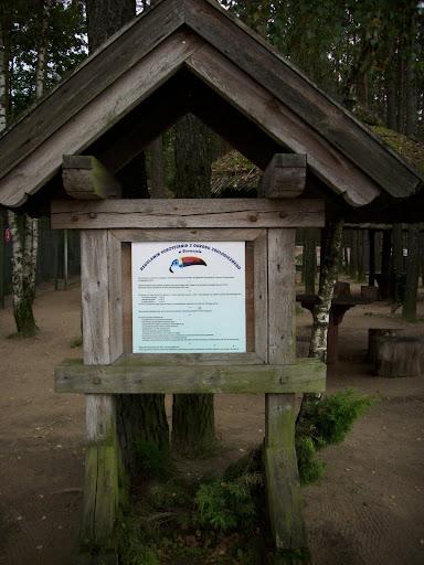 Regulamin zoo i tukan, którego w zoo już nie ma...