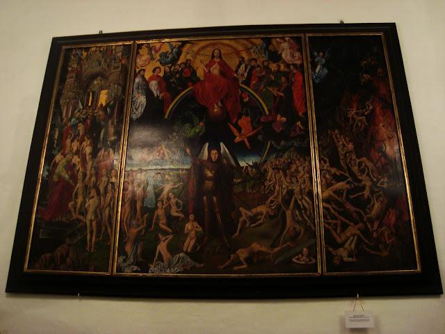 Hans Memling, Sąd Ostateczny - bodaj najcenniejszy obraz, jaki możemy zobaczyć w Polsce!