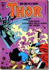 Thor -  Saga de Surtur 5 de 6