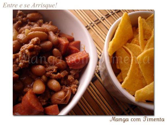 Chilli - Feijões Mexicanos