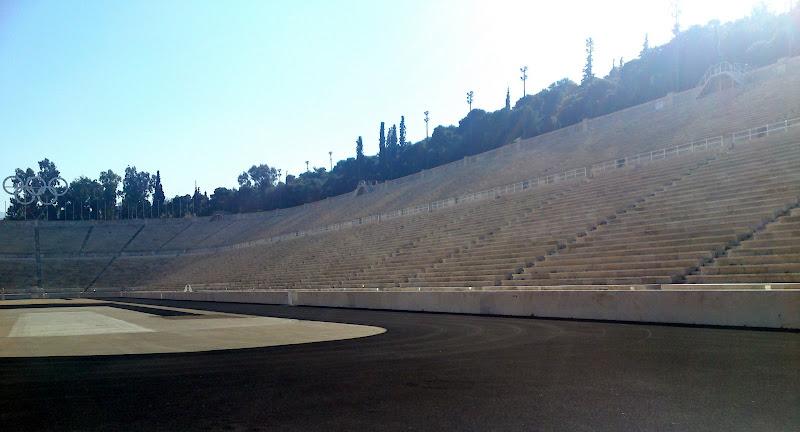 Παναθηναϊκό Στάδιο (Καλλιμάρμαρο) - Panathinaiko Stadium (Kallimarmaro) (6/6)