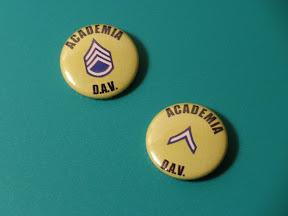 Rangos de la Academia DAV
