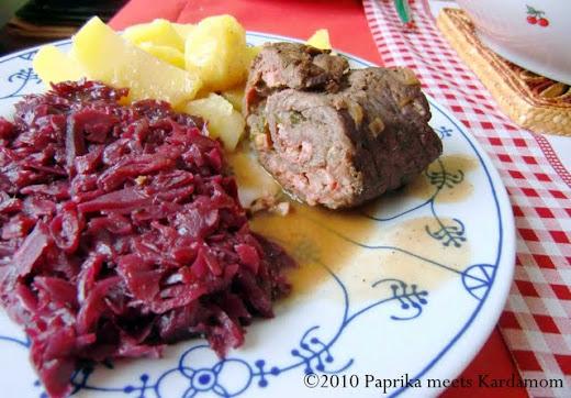 Weihnachtsessen Gut Vorzubereiten.Entzerrt Entspanntes Weihnachtsessen 2010 Klassische Rinderroulade