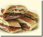 mezzetta turkey bacon and avocado panini
