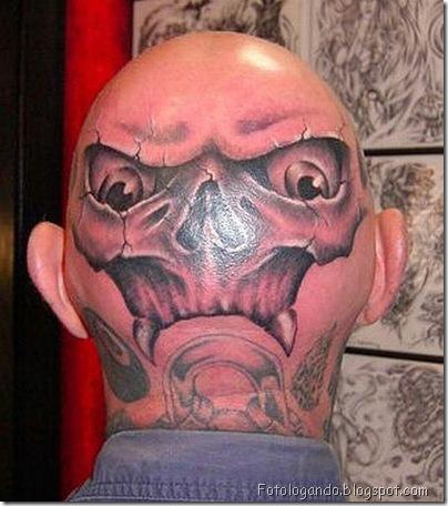 Tatuagens em cabeças raspadas (24)