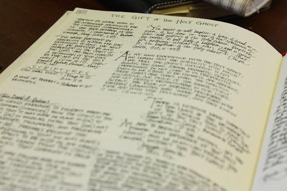 Scripture Journals