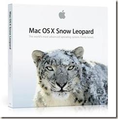 apple snow leopard